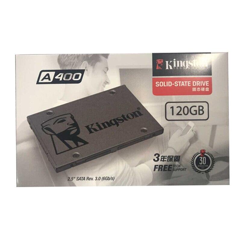 Kingston SSD 120 GB Digital A400 Disk 240 GB SATA 3 2.5