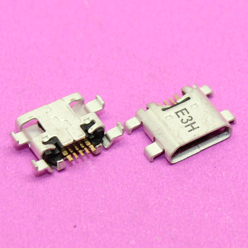 YuXi Hot Selling Micro USB connector For ZTE U807 N983 N807 U956 N5 N909 U5 N798 N980 N986/ for HUAWEI P7 charging port socket