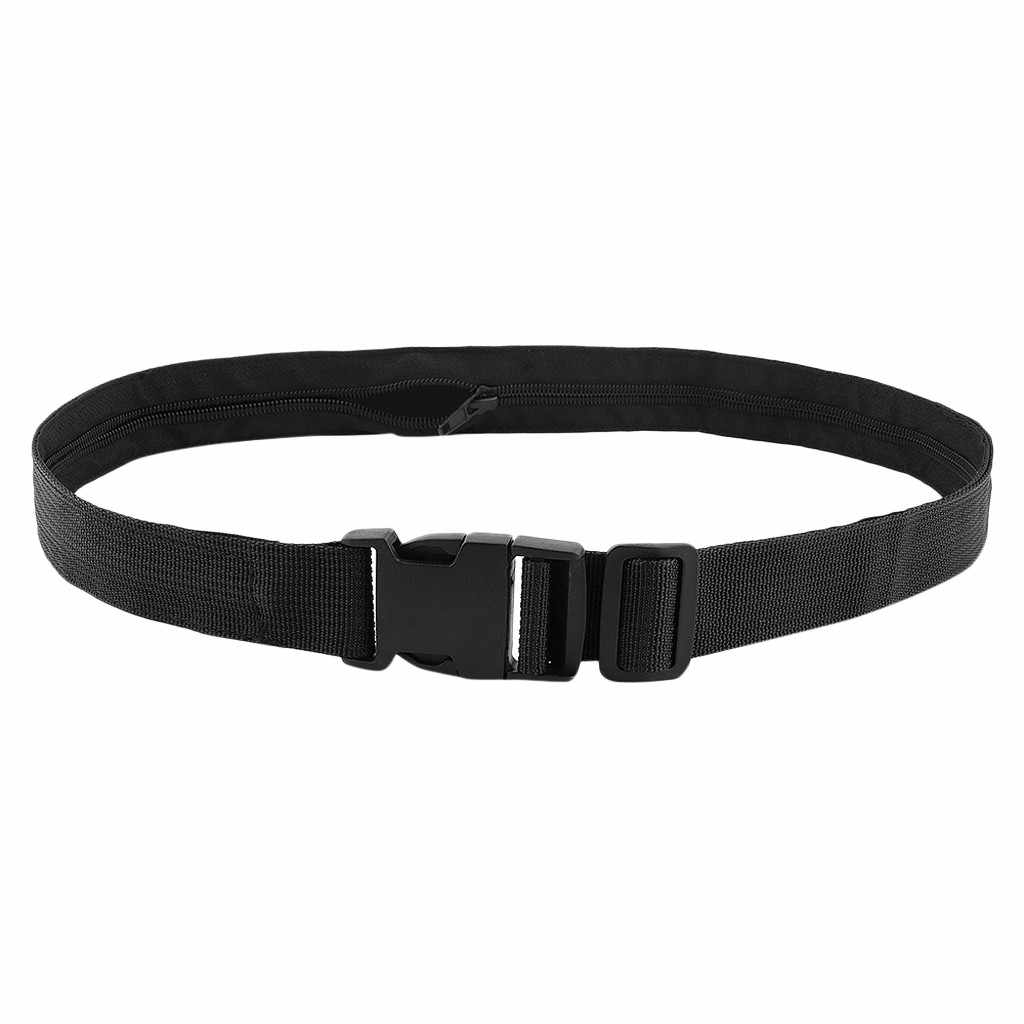 الرجال حزام cinturones الفقرة hombre ceinture أوم خفية المال جيب Cashsafe مكافحة سرقة محفظة حزام Z5
