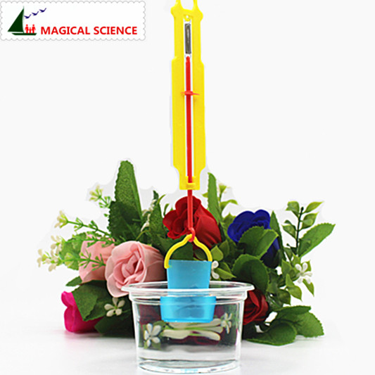 Handmade Educational Toys Assembled Buoyancy Of Water Scientific Experiments DIY Material Nurture Hands On Skill Kids Best Gifts