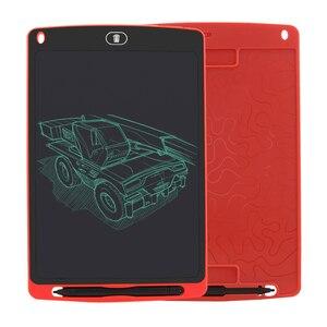 "Image 1 - 10 ""جهاز كمبيوتر لوحي للرسومات عرض الرسم الرقمي لوحة الكتابة اليدوية الإلكترونية للأطفال"