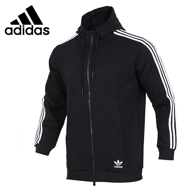 079dd299a953 Original New Arrival 2018 Adidas Originals CURATED FZ Men s jacket Hooded  Sportswear