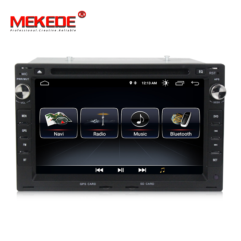 MEKEDE Quad core Android 8.1 Car GPS navigation head unit Player for PASSAT B5 B4 GOLF4 B5 MK5 GOLF POLO TRANSPOR  free shippingMEKEDE Quad core Android 8.1 Car GPS navigation head unit Player for PASSAT B5 B4 GOLF4 B5 MK5 GOLF POLO TRANSPOR  free shipping