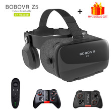 0ef37fde4eb2a1 Bobovr Z5 Bobo VR Gerceklik Virtual Reality Bril 3d Headset Google  Kartonnen Helm Bril Casque 3 D Voor Telefoon Smartphone