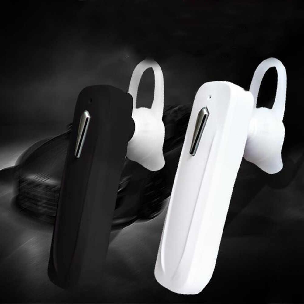 M163 Bluetooth Earphone Wireless Headphones Mini Handsfree Bluetooth Headset With Mic Hidden Earbuds For Iphone Xiaomi Samsung Aliexpress