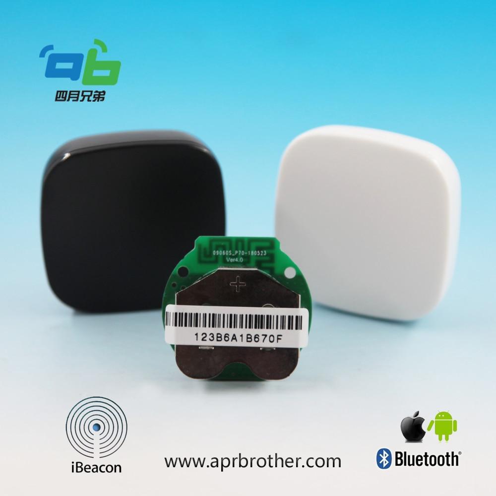 ABTemp Temperature Sensor Beacon BLE 4.0 IBeacon & Eddystone IoT Technoligy