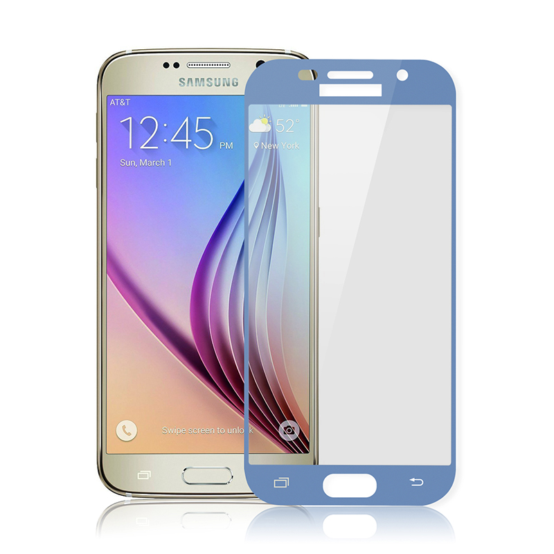 محافظ تمام صفحه GerTong برای Samsung Galaxy A5 A7 A3 J3 J5 J7 2017 Glass Glass Tempered for Samsung J3 J5 J7 A3 A5 A7 2017 Film