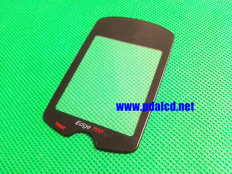 цены  Original New safety glass for Garmin Edge 705 GPS Bike Computer protective glass,cover glass,Cover Lens,Repair replacement