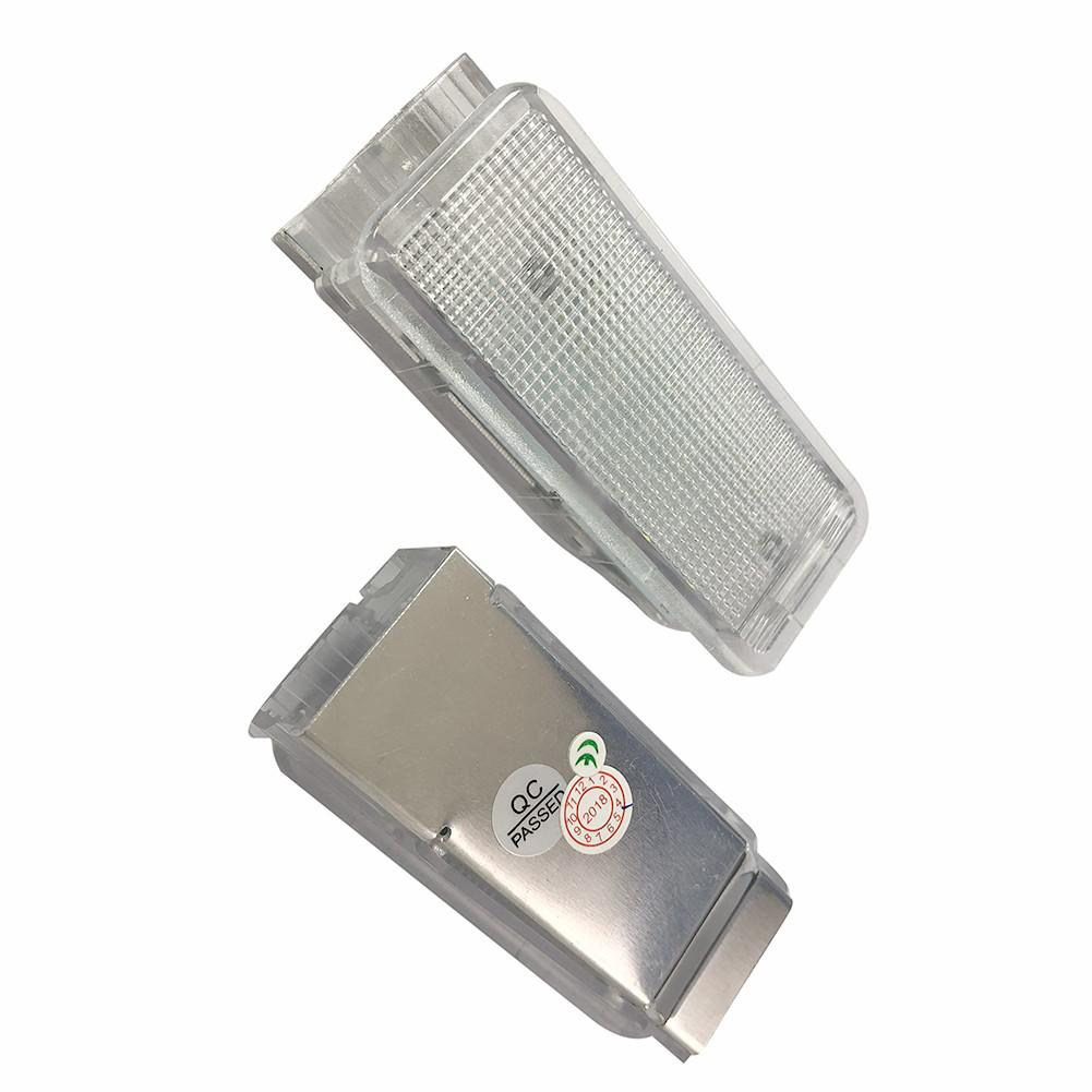 2PCS /Set <font><b>LED</b></font> Footwell Luggage Compartment Lights Lamp for <font><b>Peugeot</b></font> 206 306 307 308 406 <font><b>407</b></font> VRCZ Interior Dome Light image