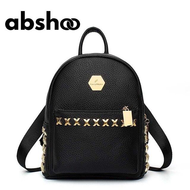 982a1748474b5 Dziewczyna Skórzane Torby Nit Plecak Plecaki Szkoły Projektowania Mody  Elegancki Styl Plecak Śliczne Dziewczyny Torba