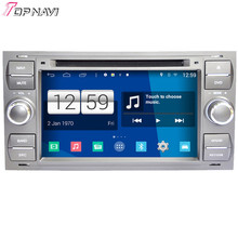 Newest S160 Quad Core Android 4.4 Car Radio For Old Focus/Mondeo With16GB Flash Wifi Bluetooth Mirror Link GPS DHL Free Shipping