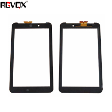 RLGVQDX  New Touch Screen for ASUS ME170 black Front Tablet Touch Panel Glass Replacement parts new touch screen glass panel r8070 45b