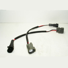 buy denso adapter and get shipping on aliexpress com rockeybright car d2s d2c c2r 9006 hb4 hid xenon ballast wire harness power cable