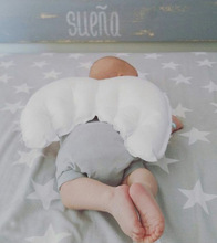 Angel wings back pillow pillow cotton children bed home decoration