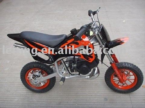 49CC dirt bike pocket bike