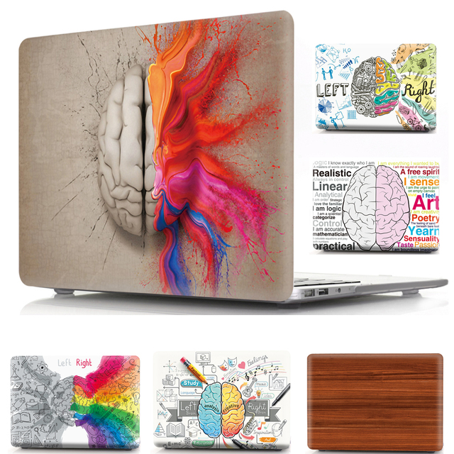 Brain Painting Case for MacBook 1