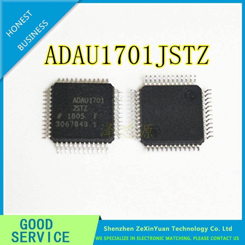 5PCS 10PCS  ADAU1701JSTZ ADAU1701JST ADAU1701 LQFP48 Best Quality