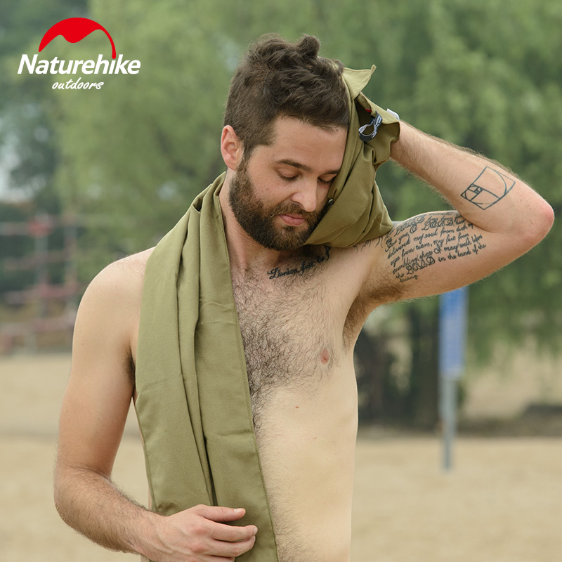 NatureHike čarobni ručnik mikrovlakana i mekani lakat Ecofriendly - Sportska odjeća i pribor - Foto 3