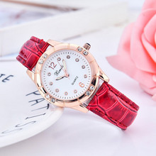 Hot Selling Women Quartz Watches Fashion Beautiful Laidies Horologium Shining Diamond Leather Strap Relogio Feminino casual