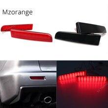 Mzorange задний бампер отражатель стоп сигнал светильник для