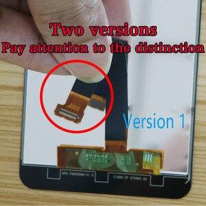 Image 3 - BingYeNIing, новый оригинальный для Elephone P8 Mini сенсорный экран и ЖК дисплей в сборе, замена