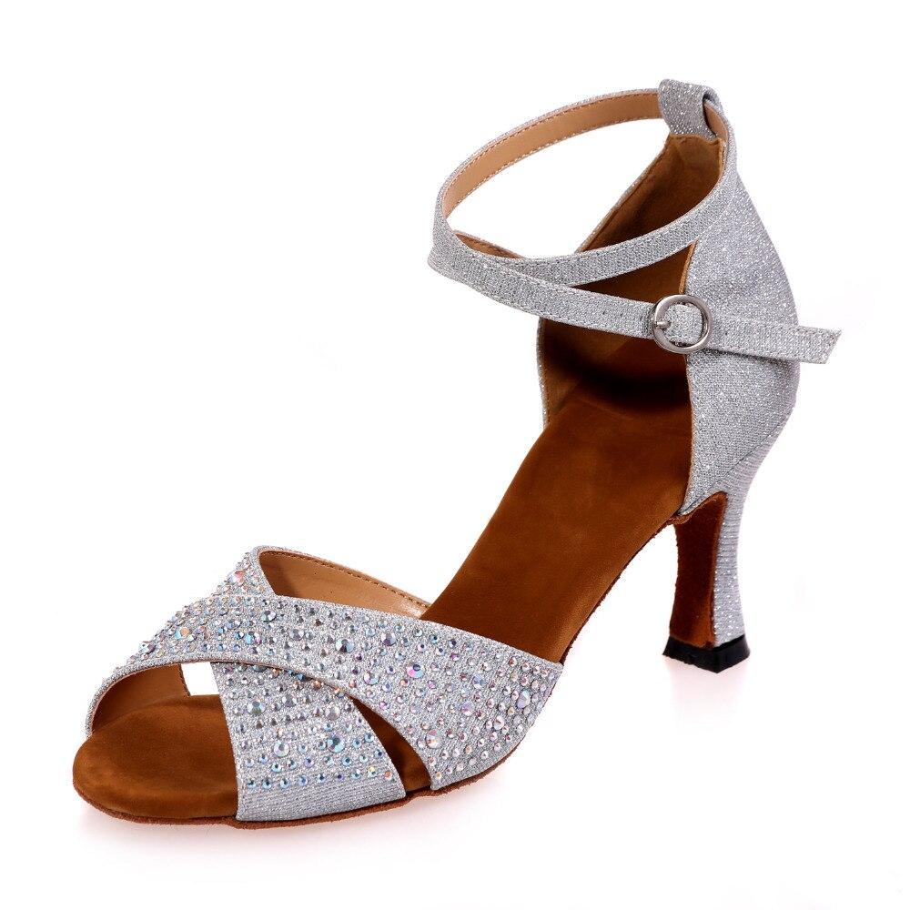 Wide Dancing Shoes Women