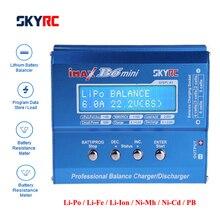Оригинал SKYRC IMAX B6 мини 60 Вт баланс Зарядное устройство Dis Зарядное устройство для Вертолет nimh nicd самолета интеллектуальные Батарея зарядки