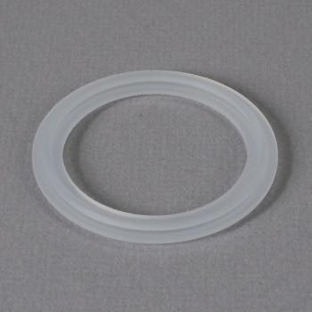 Silicon Gasket 2 inch Tri Clamp FDA Standard Platinum-Cured
