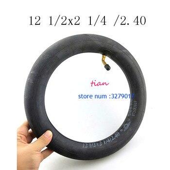 Neumático interno de 12 1/2X2 1/4/2. 40 se adapta a muchos Scooters eléctricos de Gas neumático de 12 pulgadas para bicicleta eléctrica ST1201 ST1202 12 1/2X2 1/4 12 1/2x2. 75