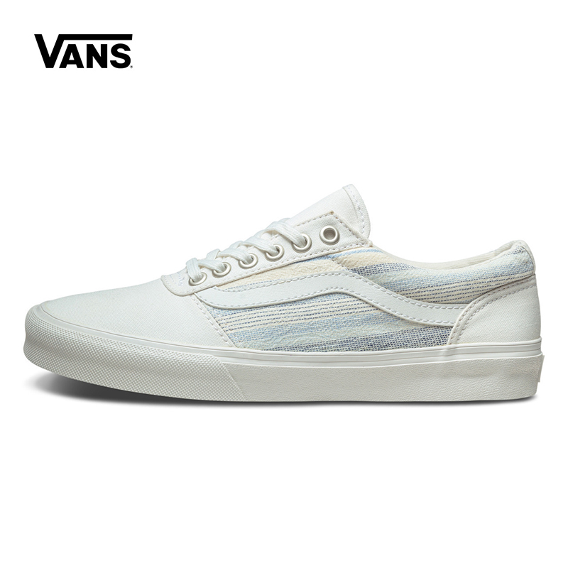 Original New Arrival Vans Womens Active Maddie Low-top Skateboarding Shoes Sneakers Canvas Comfortable Sport Outdoor VN0A3IL2R6Q