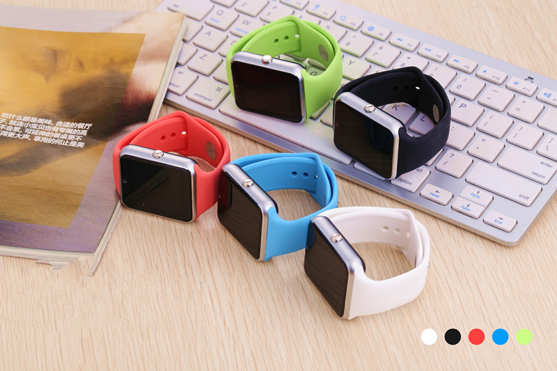 SURMOS Q7S Smart bluetooth watch Support Phone Call SMS Music Player Pedometer Camera GPS Gprs Push