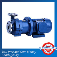 16CQ 8 220V Horizontal Stainless Steel Water Pump Magnetic Drive Chemical Pump