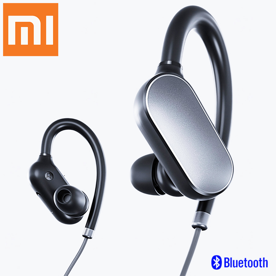 Original Xiaomi Mi Sports Bluetooth Headset Xiaomi Wireless Earphone Mini Bluetooth 4.1 Mic IPX4 Waterproof fone de ouvido original xiaomi mi sports bluetooth 4 1 headphones music earphone mic ipx4 waterproof wireless headset for mi6 fone de ouvido