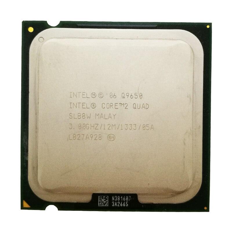 Intel Core2 Quad Q9650 /Quad Core 3.0Ghz Processor   (3.0GHz /12MB Cache /FSB 1333 ) Have A Q9550 LGA775 CPU Sale