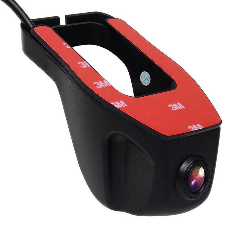 Car DVR Vehicle Dash-Camera Auto-Parts Recorder New Wifi Night-Vision Mini Hidden Double-Lens