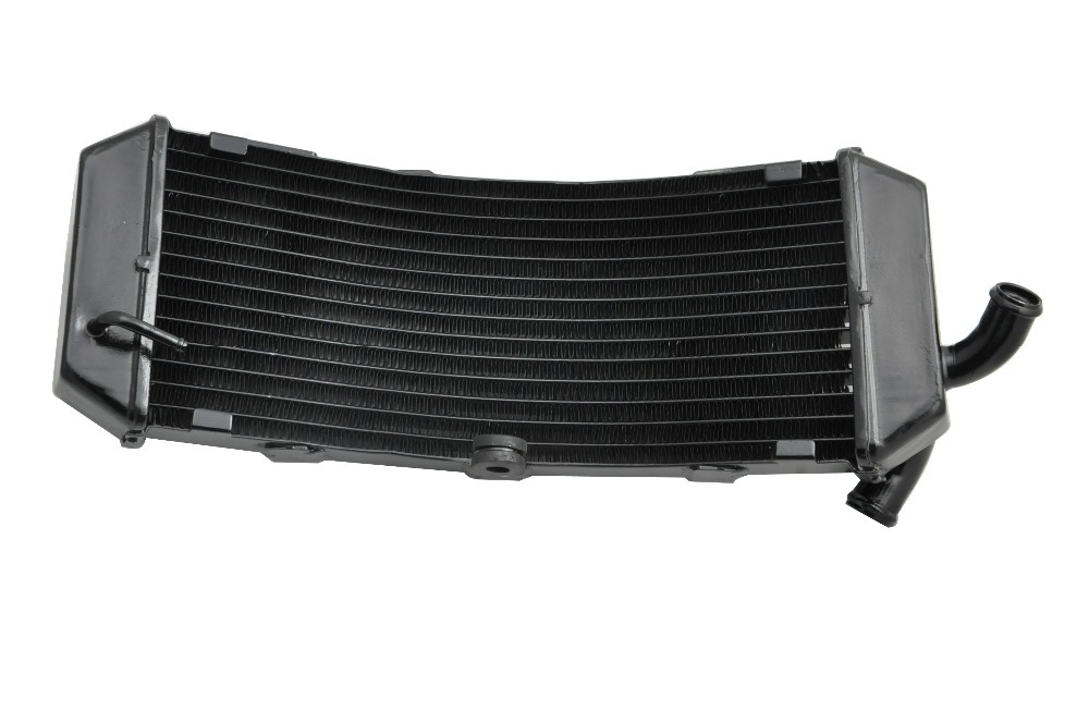 LOPOR For Yamaha XP500 T-MAX500 T-MAX 500 TMX500 1997-2012 Motorcycle Parts Aluminium Cooling Cooler Replacement Radiator NEW