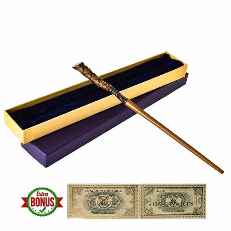 Близнецы Джордж волшебная палочка Уизли волшебные палочки Подарочная коробка Упаковка день рождения Хэллоуин косплей