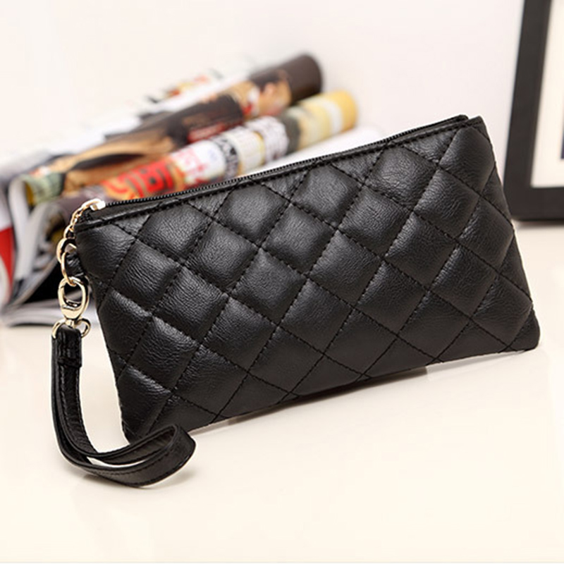 New Fashion Hand Bag Mobile Bag Zero Wallet Wallet Fashionable Lady's Purse