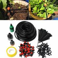 Plant Watering Kits Garden Eqiupment DIY Micro Drip Irrigation System Automatic Gardening Drip Irrigation 25M Hose