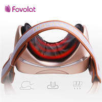 New Cervical Massager Neck Traction Inflation Cervical Collar Soft Brace Relief Headache Back Shoulder Pain Massage Relaxation