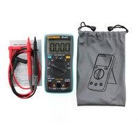 1 ADET Yeni Dijital Multimetre 6000 sayımlar Arka AC/DC Ampermetre Voltmetre Ohm Taşınabilir Metre SA674 T40