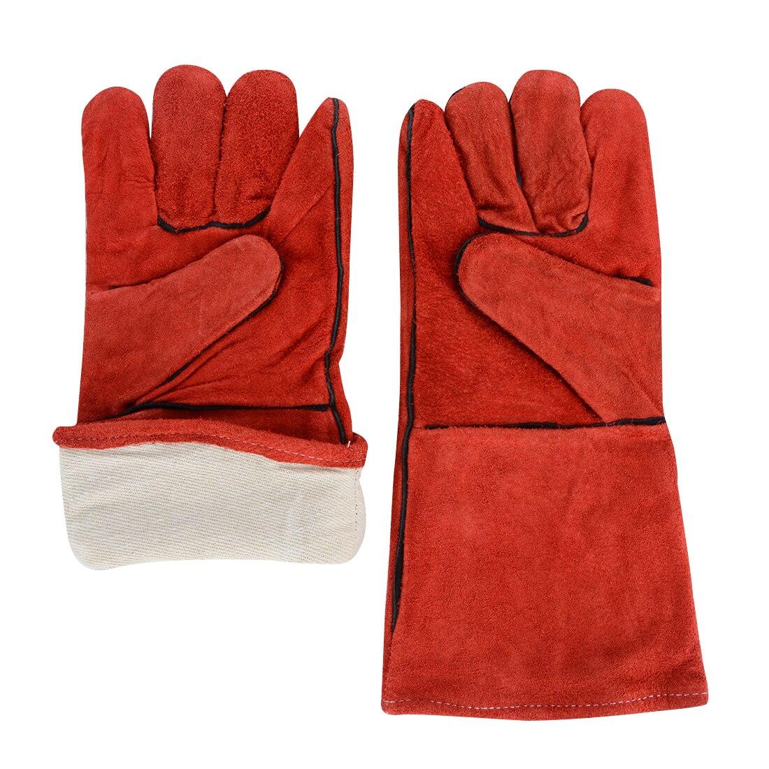 """16"""" welding gloves"""