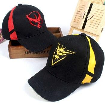Pokemon ir chico gorras de béisbol de las mujeres de los hombres Snapback  par Cosplay Unisex ajustable padre-hijo Hip Hop sombreros gorra Ny la Cap 178f2fb16dc