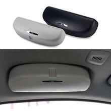 Солнцезащитные очки держатель для BMW F10 F20 F21 F30 F31 X3 F25 X5 F15 F85 1 3 5 серии Футляр для солнцезащитных очков интерьер автомобильные аксессуары для укладки