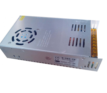 цена на 360W 36V 10A Power supplies Switching Power Supply Driver For LED Strip light Display AC110V-240V Input 36V Output News