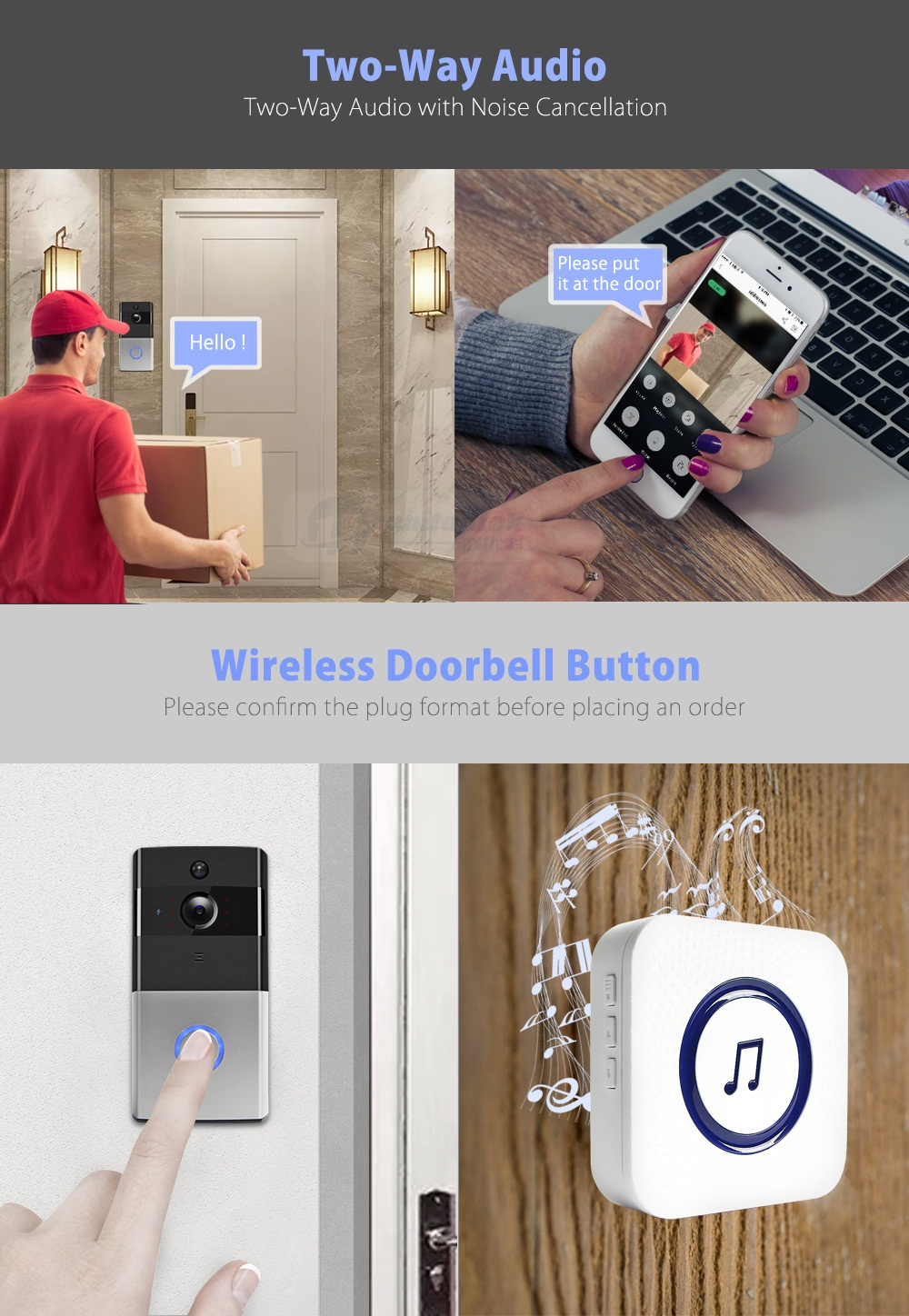 06 Wifi Video Doorbell