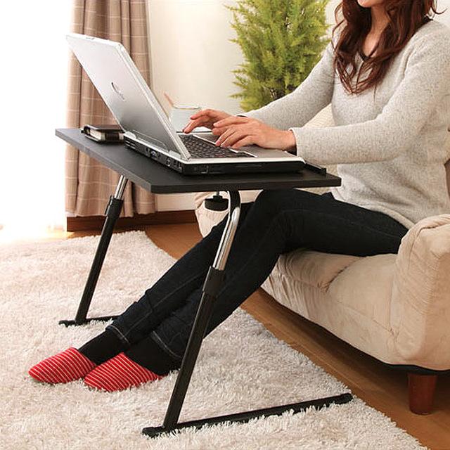 Alta qualidade dobrável capaz de levantamento de lazer mesa de aprendizagem computador de mesa mesa do computador