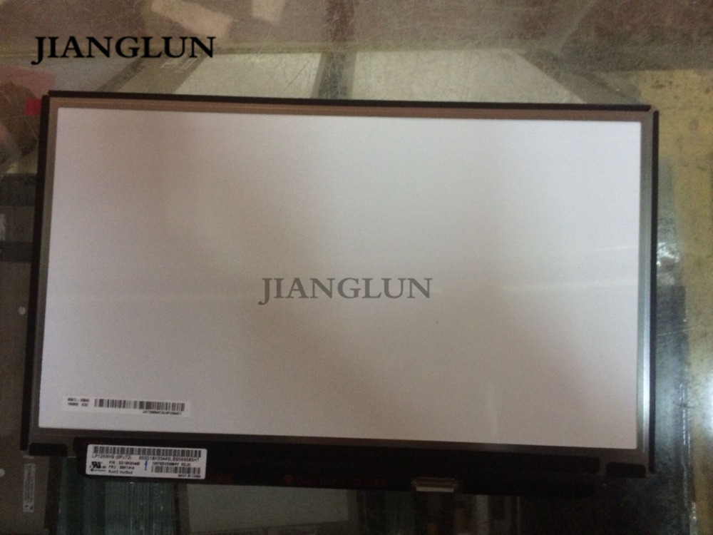 JIANGLUN For lenovo YOGA260 LP125WH2-SPT2 12.5 LCD Screen 1366*768 jianglun for lenovo yoga s1 x240