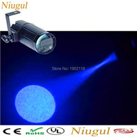 Blue LED Pinspot 3 Watt Light Up Your Mirror Balls With This High Power Super