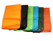 210 * 150cm 210T Oxford cloth outdoor camping waterproof tents, shade curtains. Picnic mats